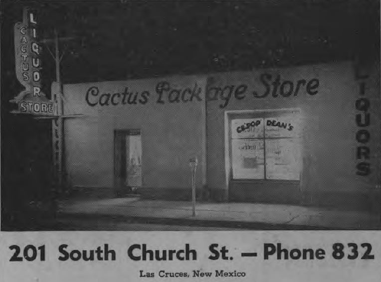 Cactus Package Store